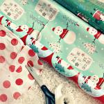 The Happy Holiday Scramble
