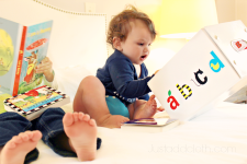 Lazy Afternoons, Baby Books, & An Incredibundles Giveaway