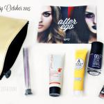Ipsy Glam Bag October 2015