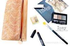 Ipsy Glam Bag September 2015