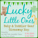 Lucky Little Ones giveaway Hop Sign Ups
