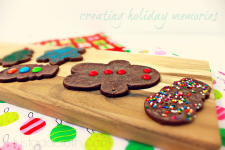 Lately: Creating Holiday Traditions
