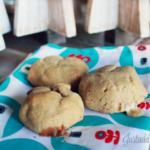 Peanut Butter Candy Bar Cookies