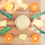 Tangerine Pineapple Smoothie