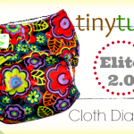We Love Tiny Tush Elite 2.0 Cloth Diapers